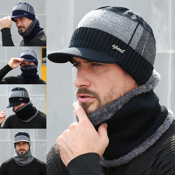 Fashion Accessory, Outdoor, mensknithat, Winter