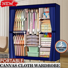 wardrobehangingbag, Steel, clothingclosetstorage, storagewardrobe