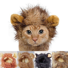 wig, headcap, Head, lionwigmanehair
