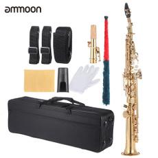 case, Brass, saxophoneset, Музичні інструменти