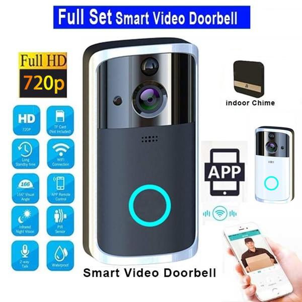 Door, ringdoorbell, homesecritydoorbell, Phone