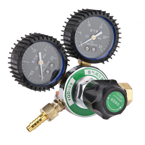 nitrogenreducermeter, nitrogenpressurereducer, weldingregulatorgauge, pressuregauge
