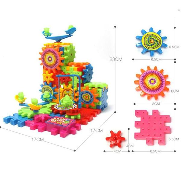 Toy, diy, kids, 3dpuzzlebuildingblockskitsdiybrick