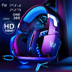 Headset, Video Games, pcgaming, lights