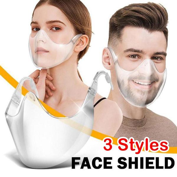 transparentmask, Fashion, Cycling, shield