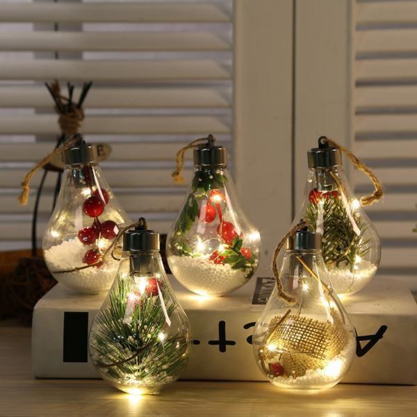 Decor, led, Christmas, Garland