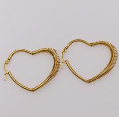 Heart, earrings jewelry, Fashion, Jewelry
