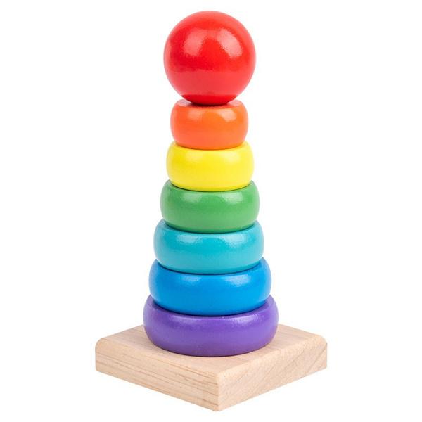 rainbow, Toy, montessoritoy, Educational Toy