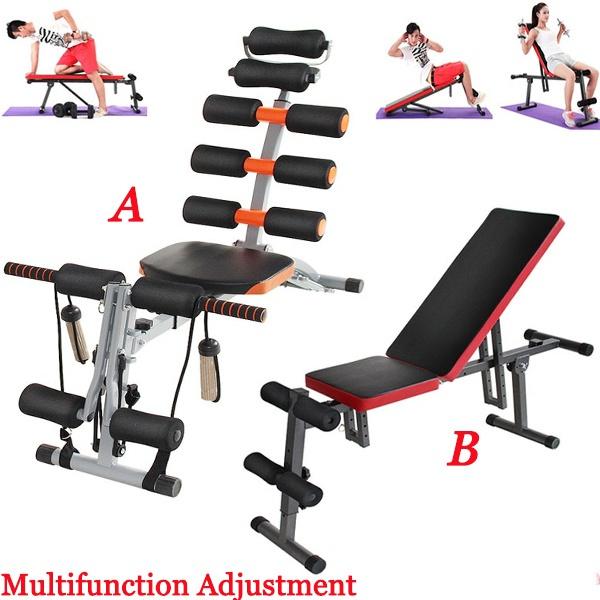 strengthtraining, situpbench, Fitness, exerciseequipment