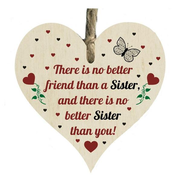 Heart, bestfriend, Home Decor, Gifts