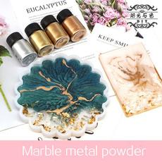 decoration, Metal, pigment, pigmentresindye
