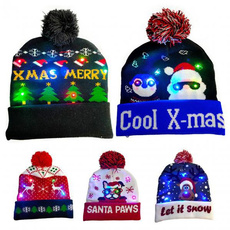 Funny, Beanie, partyhat, led