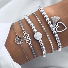 Charm Bracelet, bohobracelet, braceletfemme, Jewelry