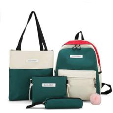 women's shoulder bags, women bags, korea, Canvas