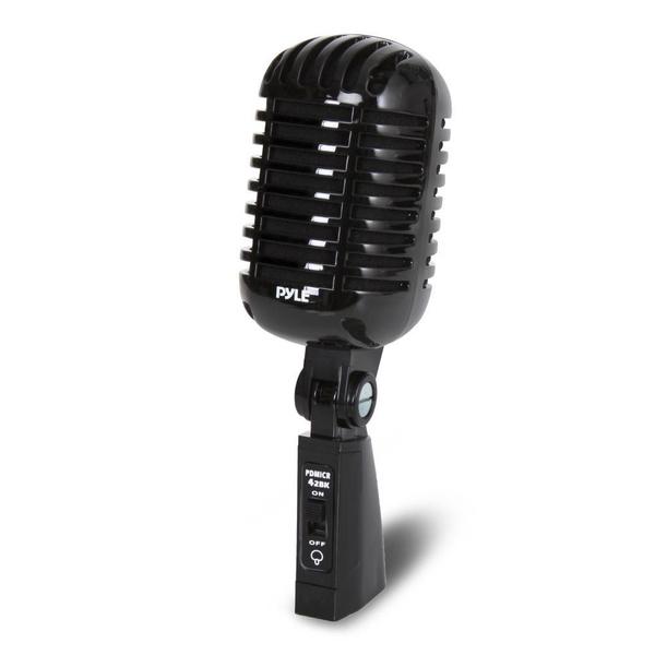 Microphone, pyle, usb, Vintage