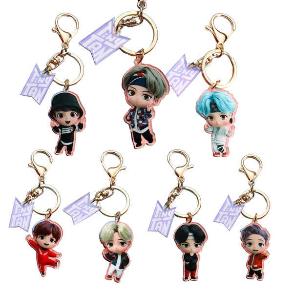 K-Pop, cute, btsporteclé, Key Chain