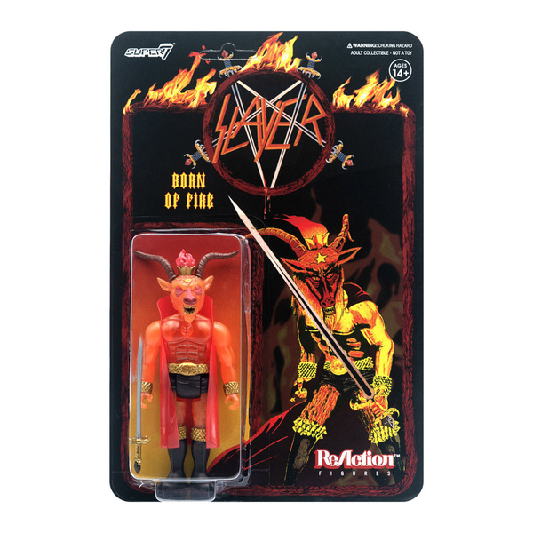 slayer, Music, Action & Toy Figures, reactionfig