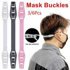 earbandextension, unisex, earhook, Masks