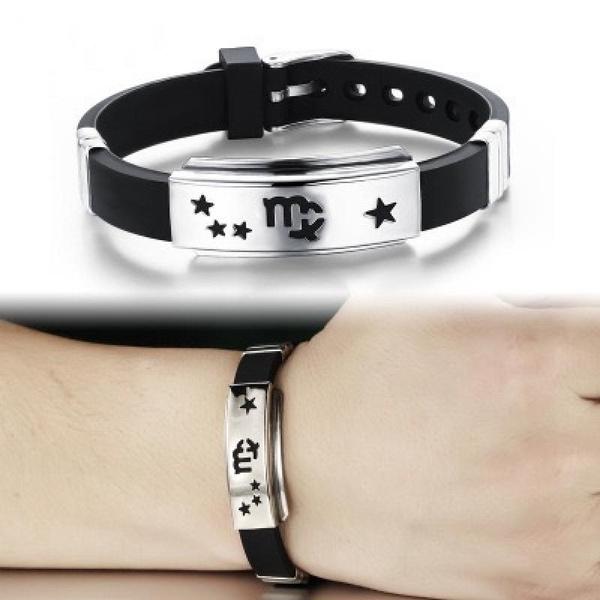Steel, watchbucklewristbandbracelet, Jewelry, stainlesssteelbracelet