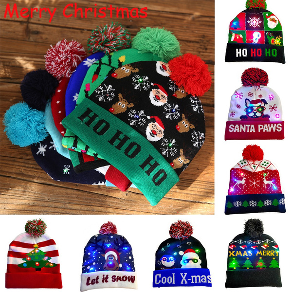 Funny, colorfulhat, partyhat, led