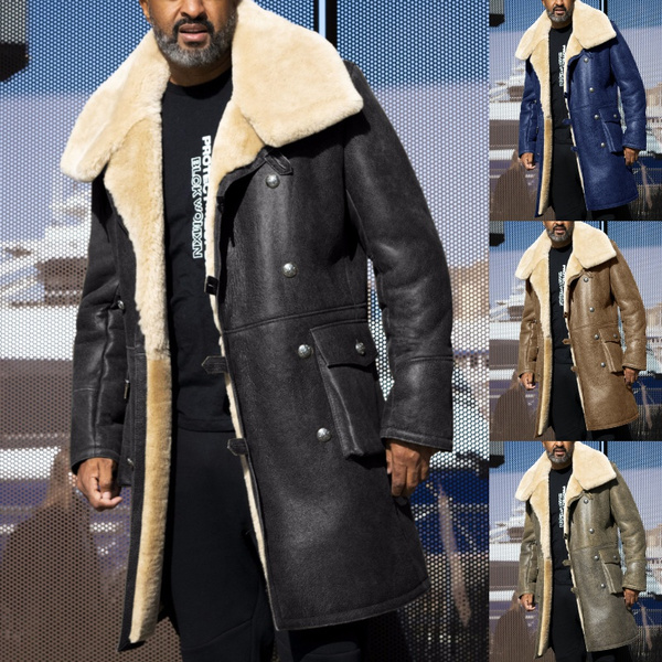 flightjacket, autumnwinter, Plus Size, fur