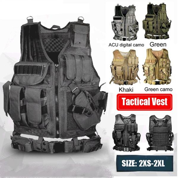 Vest, Outdoor, assaultvest, tacticalvest