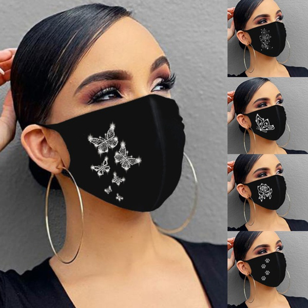 dustproofmask, mouthmask, sequinmask, Cloth