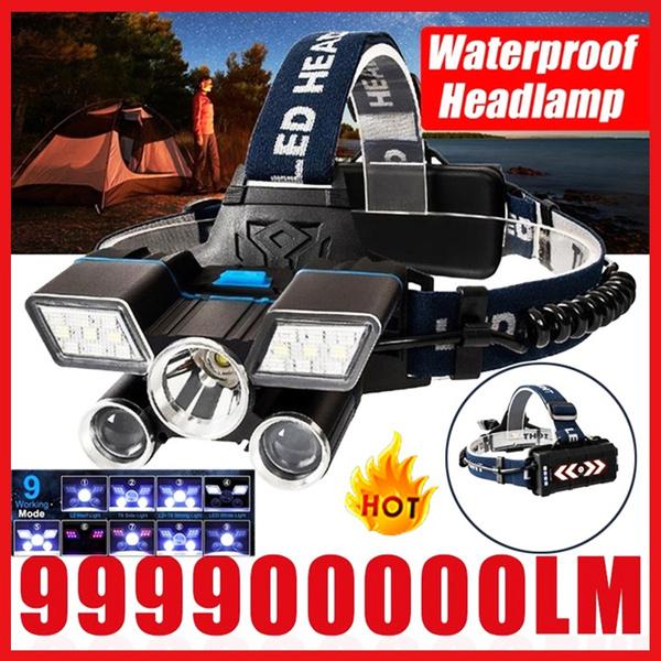 ledheadlamp, Flashlight, Outdoor, led