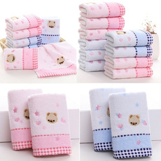 Cotton, cute, Bathroom, babytowel