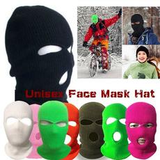 Warm Hat, Outdoor, Winter, knittedmask