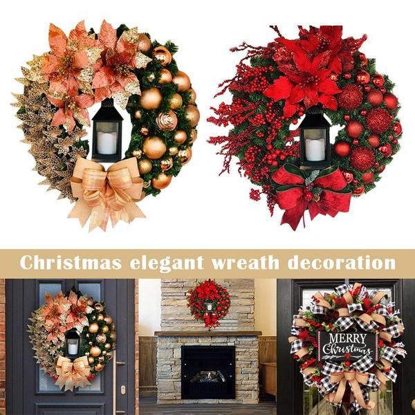 Door, Christmas, christmaswreath, doorwreath