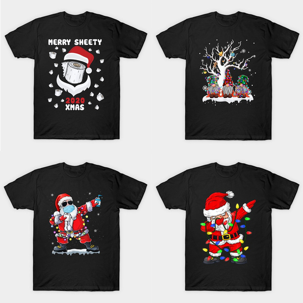 christmastreelight, Funny T Shirt, wearmasktree, graphic tee