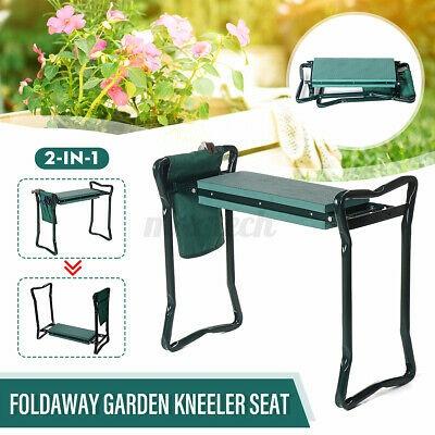 Outdoor, stoolwithpouch, Garden, gardeningseatbag
