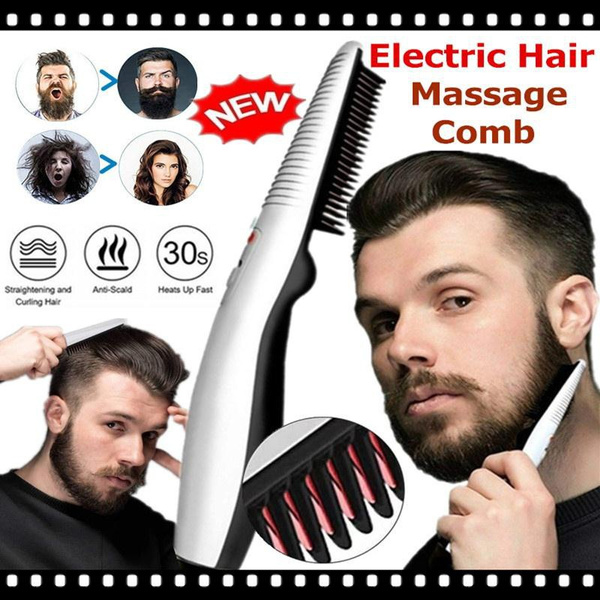 beardstraightener, electricbeardstraightenercomb, Electric Hair Comb, straighteneriron