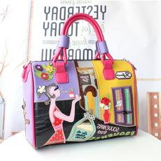 women bags, Shoulder Bags, Fashion, portable