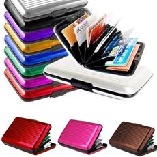 case, metalwallet, Aluminum, Waterproof  wallet