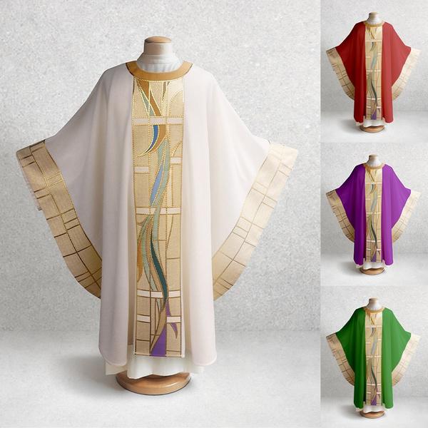 Plus Size, longrobe, churchcostume, cloakcoat