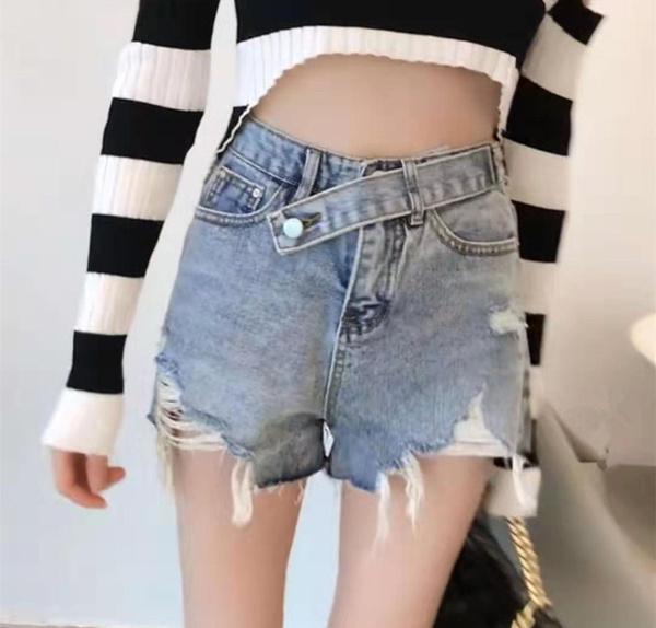 Summer, Tassels, Shorts, fringed
