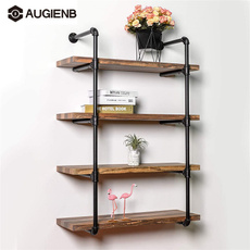 Home Decor, displayshelf, Shelf, ironpipeshelf
