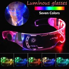 stylecyberpunk, led, costumedecosplay, lunetteslumineuse