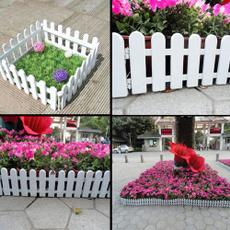 Beautiful, Lawn, flowerpot, Gardening
