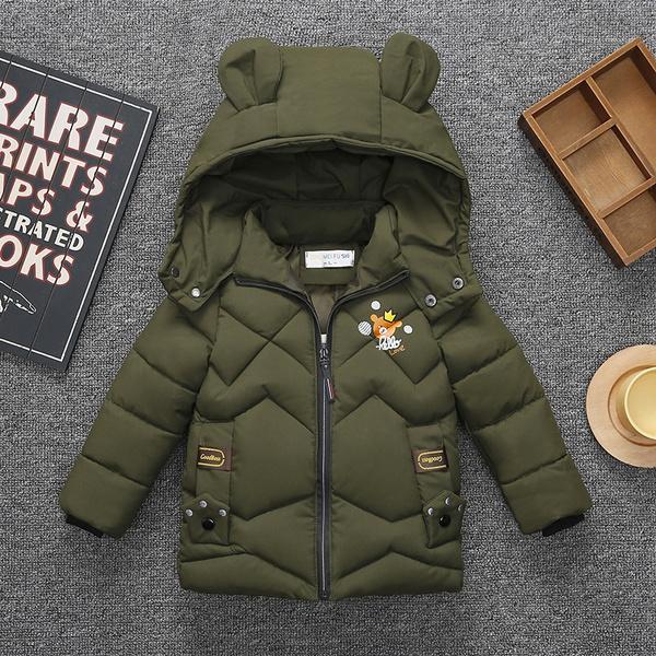 Cotton, cute, winterchildrensclothing, Fashion
