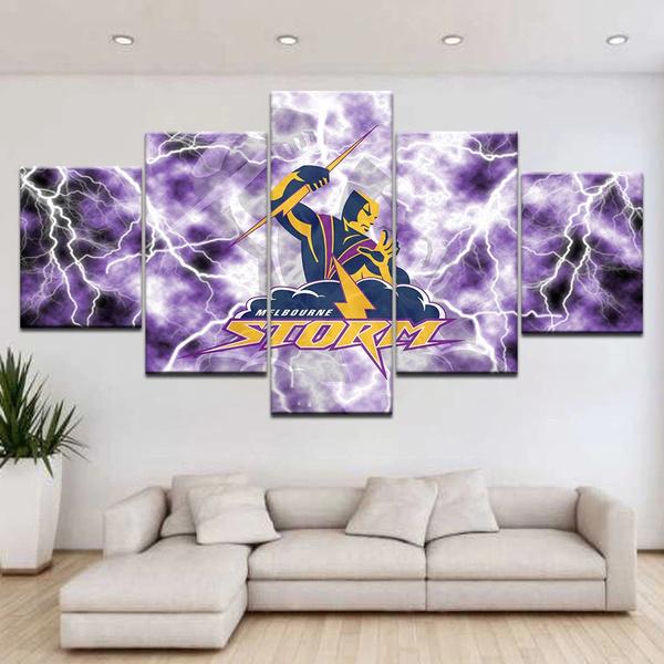 Canvas, canvasprint, Wall Art, 5assembleddecorativepainting