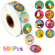 cute, seallabel, Stickers, motivationalsticker