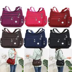 Bolsos al hombro, Satchel bag, Waterproof, fashion bag
