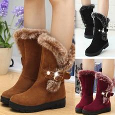 Shoes, cottonshoe, Fashion, fur