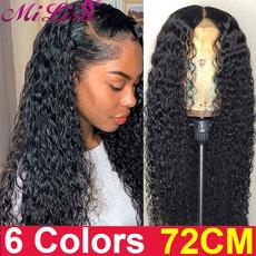 wig, Black wig, Lace, hair