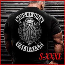 viking, walhalla, Fashion, vikingtshirt