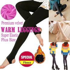 Leggings, Warm Leggings, velvet, stirrupleggingspant