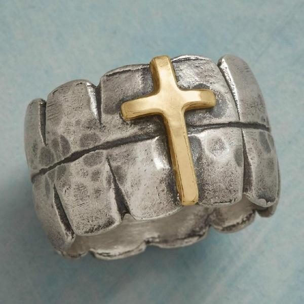 18k gold, Christian, Jewelry, gold